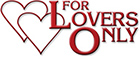 For Lovers Only logo